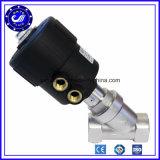 Dn15 к 65 продетому нитку мужчинами клапану места поршеня угла клапана соленоида пневматическому