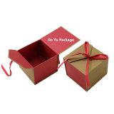 Venta caliente Popular Pajarita de cinta de embalaje de regalo Expositor