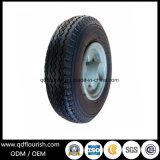 Roda de borracha 16inch 4.00-8 do ar pneumático do carro da ferramenta para o caminhão de mão