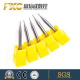 De stevige Werkende Hulpmiddelen van het Metaal van het Aluminium van de Fluiten van het Carbide Niet genormaliseerde 2