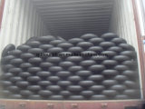 Rotella di gomma gonfiabile pneumatica 4.00-8 16inch per la gomma del pneumatico della carriola