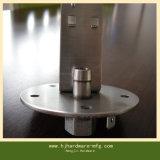 Das Qualitäts-Blech, das Halter stempelt, zerteilt Zoll gestempeltes Teil