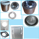 Штемпелюющ Toolings металла (HRD-J11054)