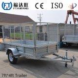 Одиночный трейлер трейлера груза Axle/трактора фермы/общего назначения трейлер