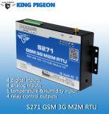 GSM RTU, 4I/O, 1 RS232 (S271)