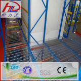 Prateleira ajustável aprovada do armazenamento do metal do Ce resistente