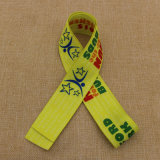 Abitudine 1 '' Width Sublimation Ribbon con Custom Logo