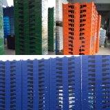 Pallet di plastica della benna di acqua da 5 galloni, pallet di plastica per la bottiglia di acqua, pallet della bottiglia di acqua