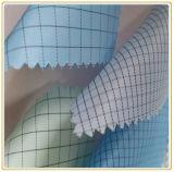 ESD van de Polyester van klasse 1000-10000 Stof voor Eenvormige het Werk