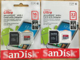 뮤직 비디오를 위한 U1 메모리 카드 SD 카드 플러스 좋은 품질 8GB 16GB 32GB 64GB 128GB 256GB 종류 4 Class6 Class10 U1 마이크로 SD 카드 TF CF 카드 Evo