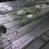 Indústria alimentar Polished de aço quadrada Finished brilhante da tubulação dos vagabundos da câmara de ar/tubulação inoxidável