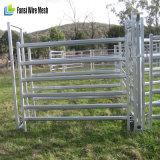 金属の畜産場の塀の安い牛ヤードのパネル
