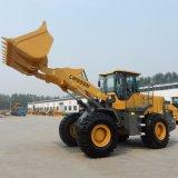 Het hete Ontwerp van Sdlg Lingong van de Verkoop Lader van het Wiel van 5 T de Grote