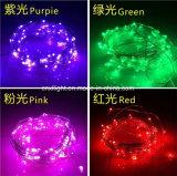 クリスマスの装飾のためのLEDのストリップピクセル球LEDストリングライトLEDストリングライト