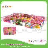 Зрелищность игрушки игры спортивной площадки детей крытая с большим Trampoline