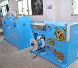 Cable de doble capa horizontal automática máquina de envoltura