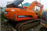 Excavador usado de la correa eslabonada de Doosan Dh300 del excavador para la venta