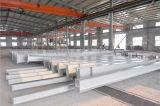 De bouw Workshop van het Frame van de Structuur van het Staal van het Metaal