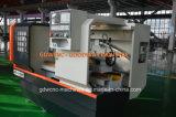 水平のタレットCNCの切断の金属のツールVck6150のための機械化の工作機械及び回転旋盤