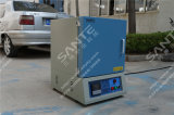 (1200c, 6L) Programmable Digital Muffle Furnace with Ceramic Fiber Chamber