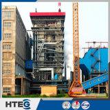Grado estándar de ASME una caldera de vapor del fabricante CFB de la caldera para la central eléctrica