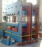 강철 코어 컨베이어 벨트 평압 인쇄기 기계 고무 가황기