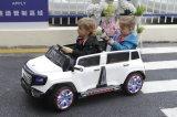 Het Speelgoed van de Auto van de Batterij van de baby 12V met Zetel Twee