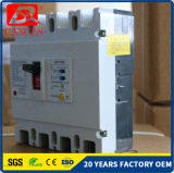 Disjoncteur à haute tension MCCB RCCB 100A 3p de Keakage de la terre