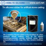 Moldagem por condensação RTV2 Silicone for Cast Stone Mold