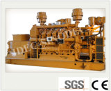 Baixo consumo de combustível Gás 400kw baixo do conjunto de geradores de gás de BTU