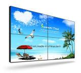 Очень узкая лицевой панели 55-дюймовый LCD видео стены проводов экрана