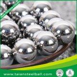 AISI1045 1/4'' e esferas de aço carbono em polegadas para o rolamento da broca odontológica Médica