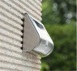 2018太陽LEDランプが付いている新しいIP65太陽動きセンサーLEDの屋外の壁ライト