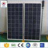 China-preiswerter Sonnenkollektor 150W, kristallene Solarpolybaugruppe