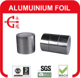 Cinta adhesiva resistente del papel de aluminio del envejecimiento barato incombustible