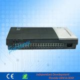 Echange téléphonique CS + 416 4 Co Lines 16 Extensions Mini Pabx