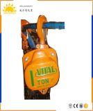 Outils de levage essentiels lourds de machine de l'élévateur 1ton-30ton à chaînes de capacité maximum/matériel de construction