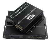 ファイバーのコンバーターへの4K HDMI