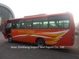 Diesel do comprimento de Shaolin 29-33seats 7.2meters e barramento de CNG