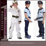 Les enfants de la police théâtrale flics cosplay costume Halloween Party (TCQ0044)