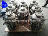 25lb het Oplosbare Roestvrij staal tank-SUS304 van de trekker