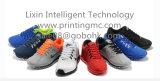Haut de chaussures de bonne qualité de Kpu de prix usine faisant la machine