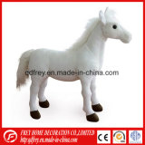 Het leuke Stuk speelgoed van het Paard van de Baby van de Pluche Zachte met Ce