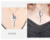 형식 Couples Jewelry Stainless Steel Pendant Necklace (hdx1069)