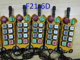 precio de fábrica de Radio Control Remoto de la grúa F21-6D