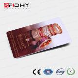 Para impressão jato de tinta em branco o cartão de membro de RFID