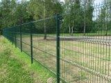 PVC Revêtue Soudée Wire Mesh Metal Fence China Anping Factory