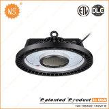 Bahía 150W de la lámpara 100W LED del factor LED del poder más elevado alta