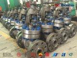 DIN/GB/GOSTの鋳造物の鋼鉄ボディDn450 Pn16ゲート弁