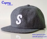 Поставщик шлема Snapback шлема шерстей материальный